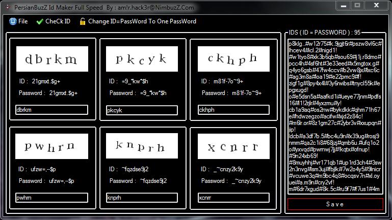 persianBuzZ ID Maker Id_Maker_1