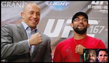 11.3.2013 : نظر Saffiedine درباره ی برنده ی GSP vs. Hendricks | نارضایتی Sonnen از نحوه ی تبلیغِ UFC 167
