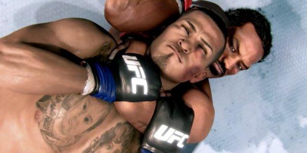 11.4.2013 : Jones روی کاور بازی EA Sports UFC | جونز ناراضی از مبارزات تعیین شده