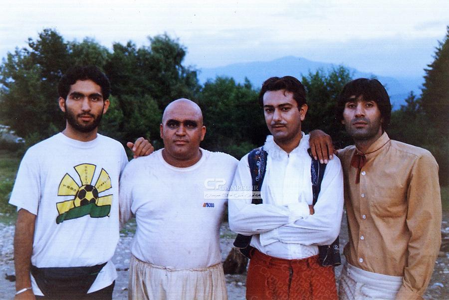 هادی کاظمی،محمد رضا هدایتی،نادر سلیمانی