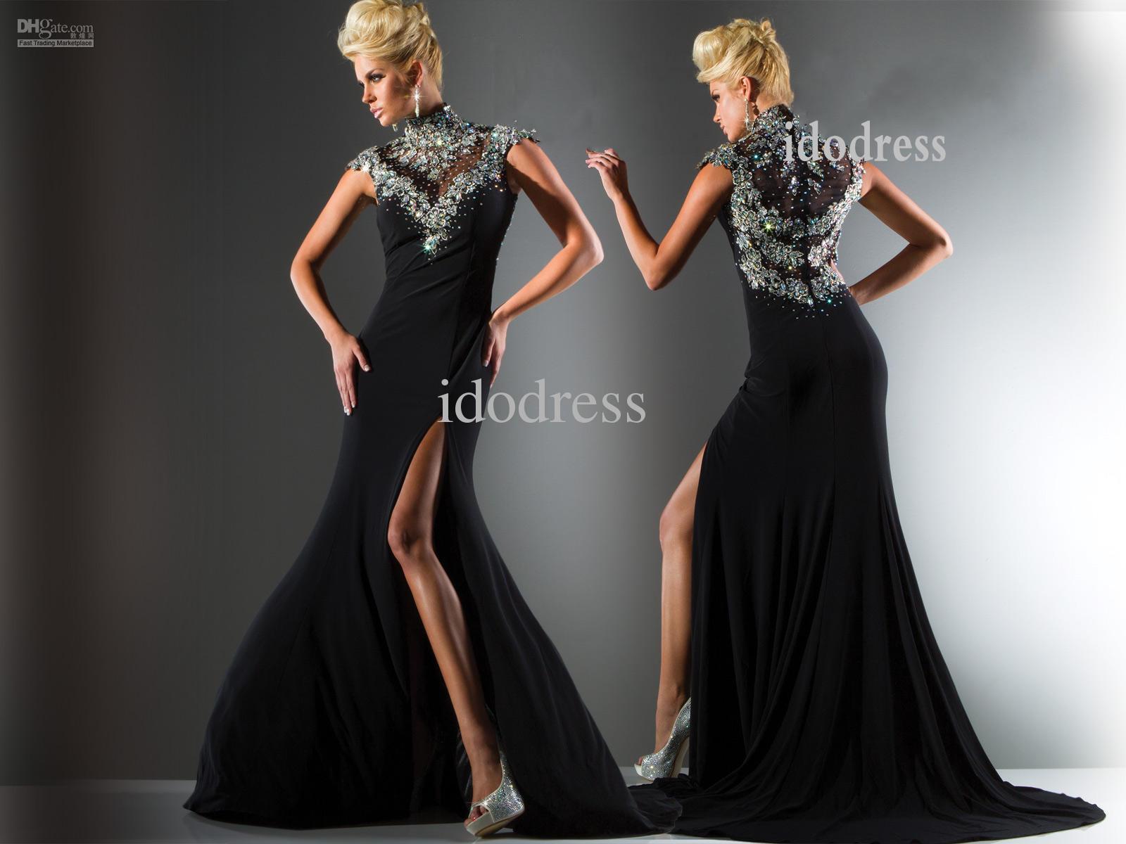 لباس شب سیاه