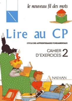فرانسه برای کودکان lire au CP