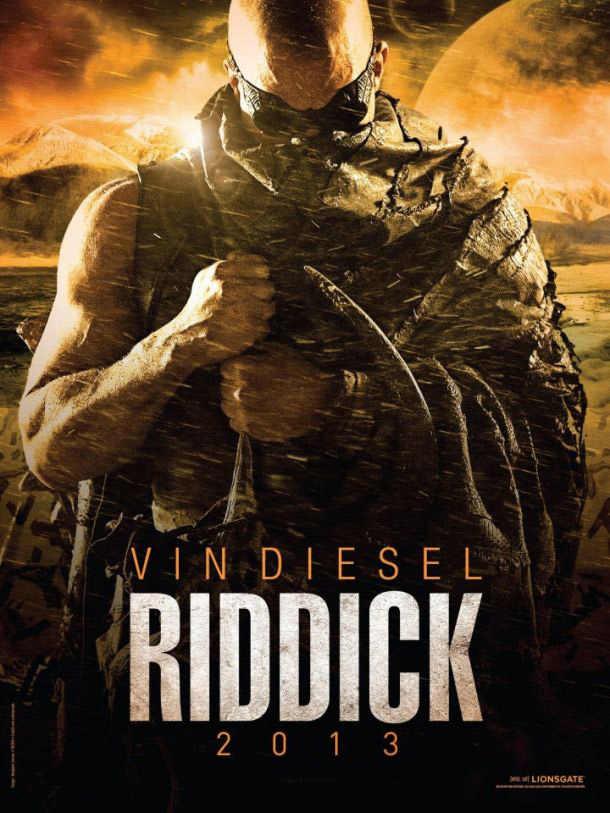 فیلم Riddick 2013
