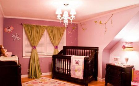مناسب ترین رنگ اتاق خواب کودک چیست؟