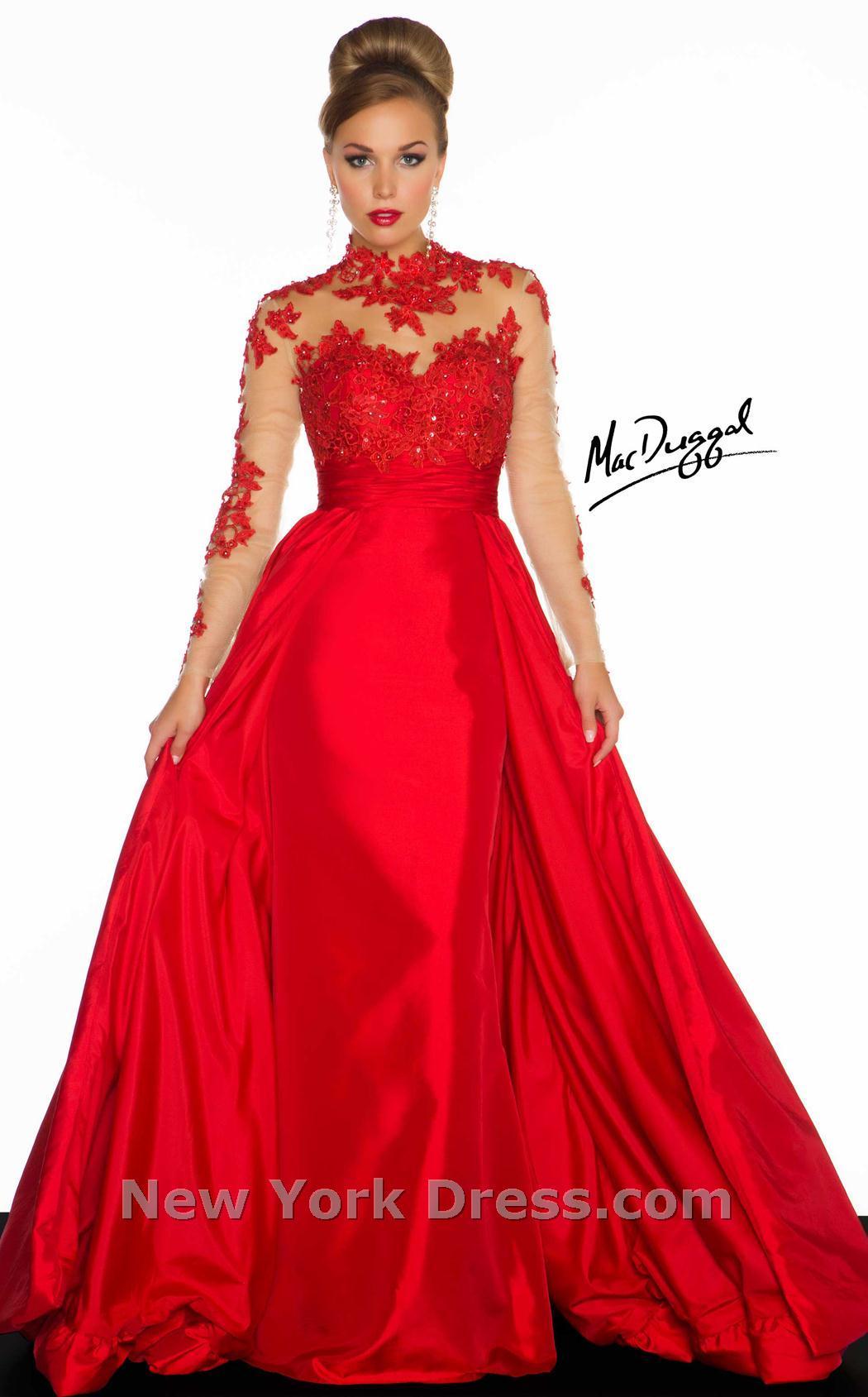 لباس شب جدید 2014