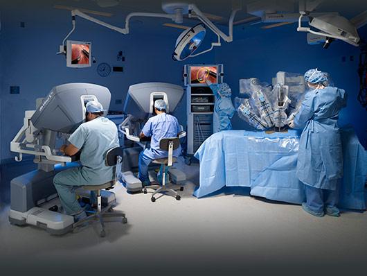 جراحی رباتیک