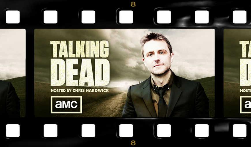 برنامه Talking Dead فصل سوم