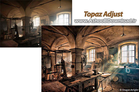 Topaz Adjust 5.0.1 | آشوب دانلود