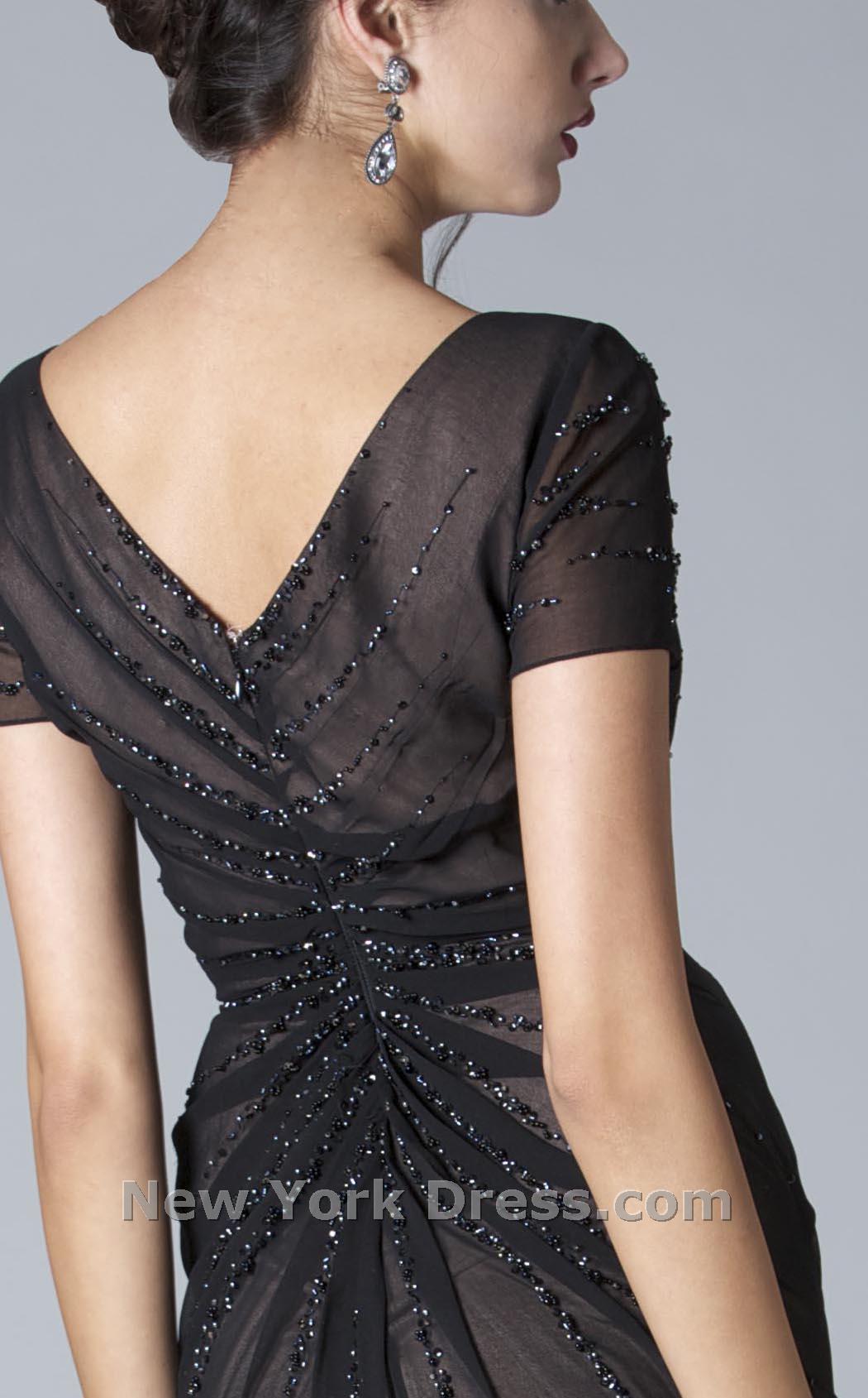 لباس شب پشت باز