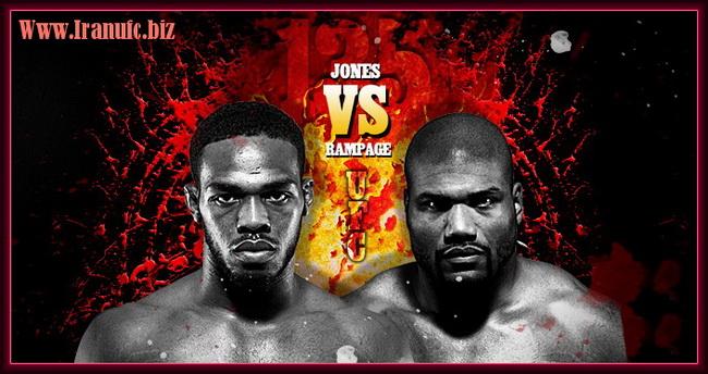 دانلود یو اف سی 135   UFC 135: Jones.vs. Rampage