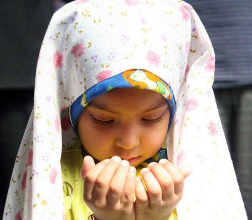 کوچولوهای با حجاب