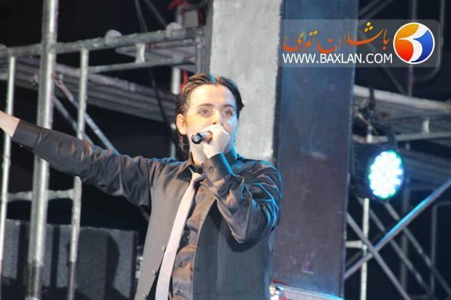 کنسرت اسماعیل یکا در چین