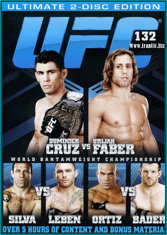 دانلود یو اف سی 132 | UFC 132: Cruz vs. Faber II
