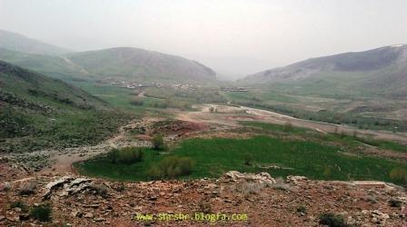 تکاب-روستای-قینرجه