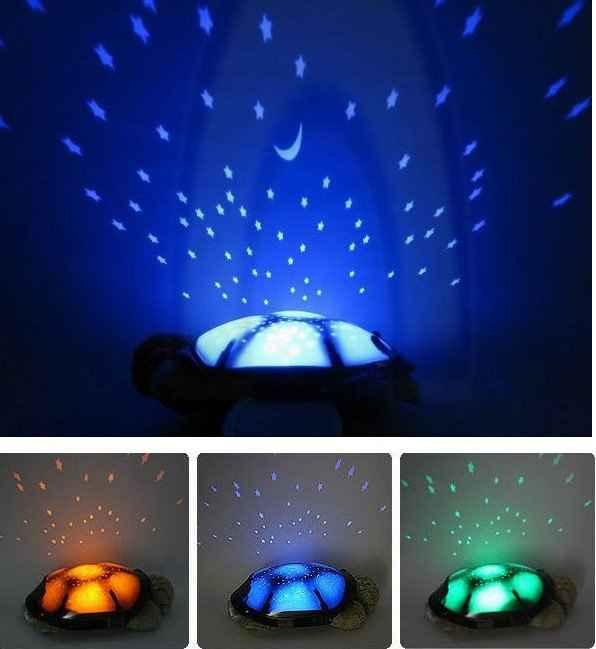 چراغ خواب لاکپشتی
