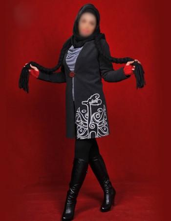 kalbasche mihanblog com 2  جدیدترین مدل پالتو پارچه فوتر زنانه دخترانه