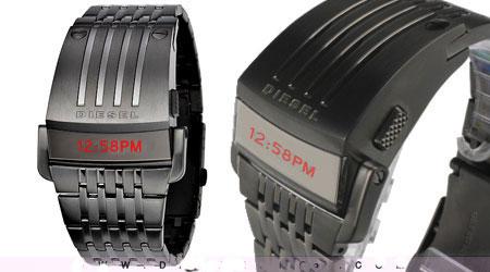 خرید اینترنتی ساعت LED دیزل - Diesel