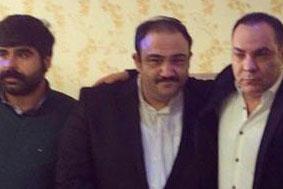 مهران غفوریان ازدواج کرد +عکس مراسم