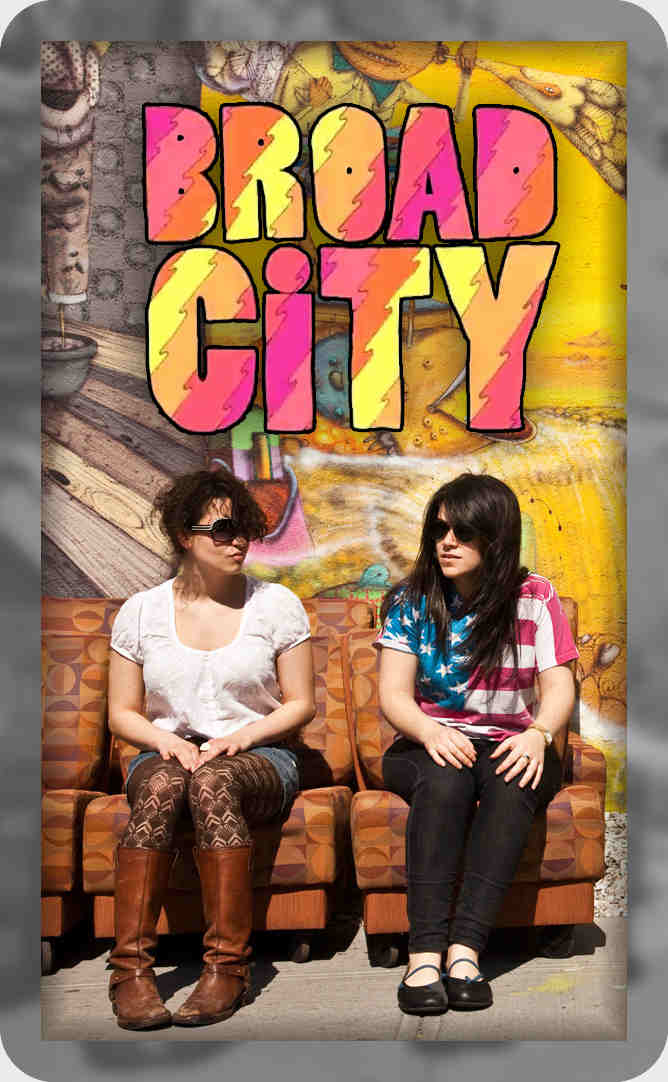 سریال Broad City فصل 3