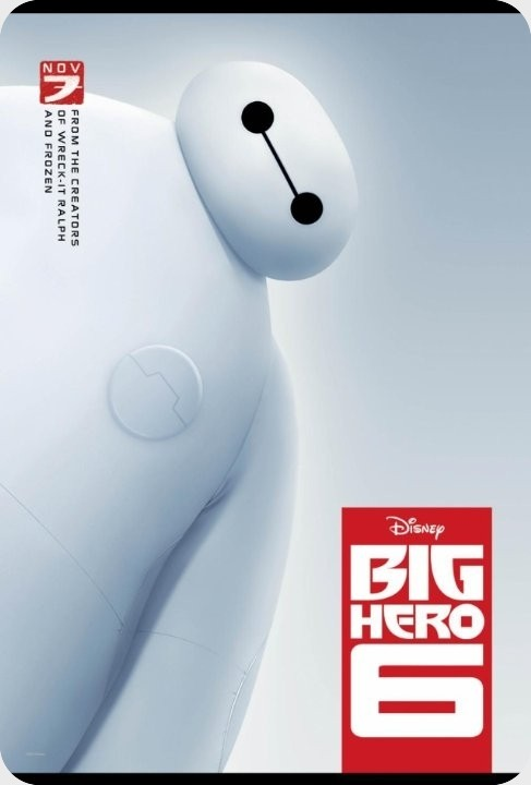 انیمیشن big hero 6 2014