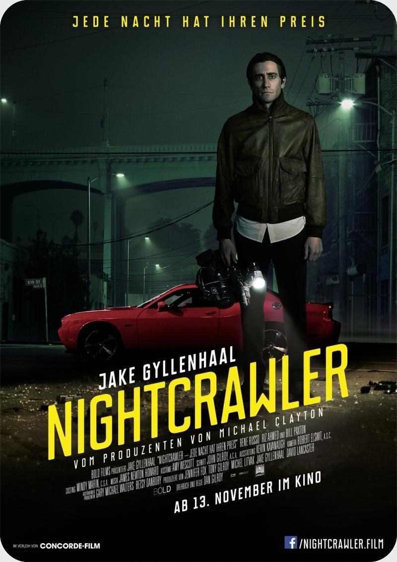 فیلم Nightcrawler 2014