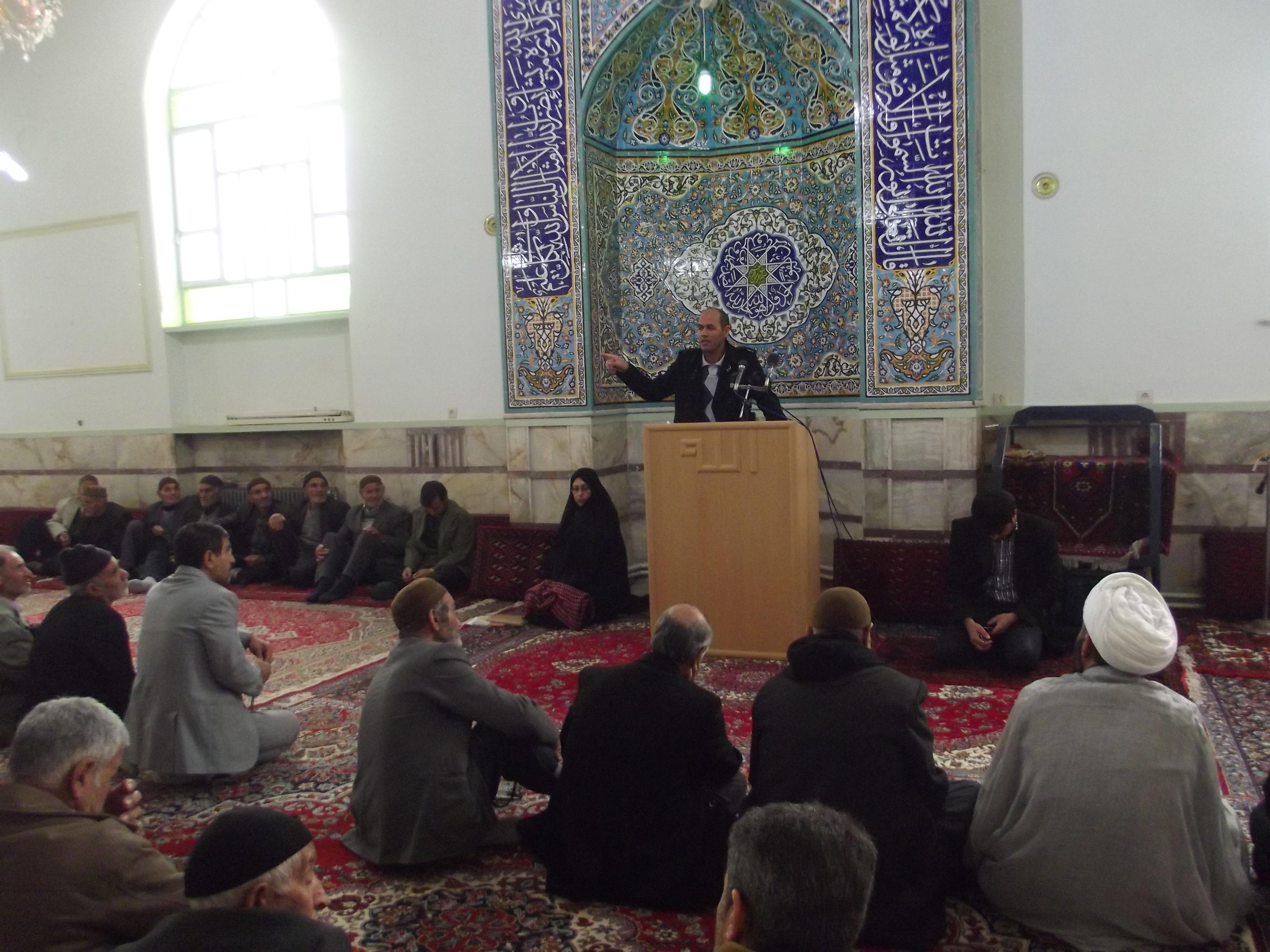 برگزاری نشست آموزشی شهروندان