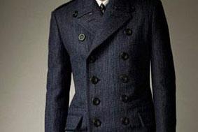 مدل های جدید لباس زمستانی مردانه برند Burberry