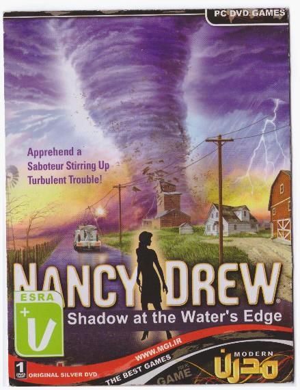بازی NANCY DREW