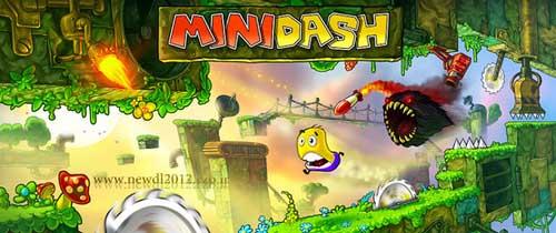 دانلود بازی Mini Dash برای کامپیوتر