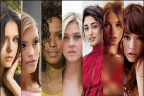 لیست کامل 100 زن جذاب در سال 2014