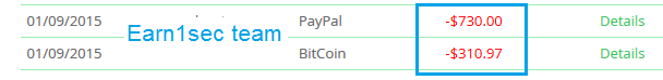 paidverts payment proof