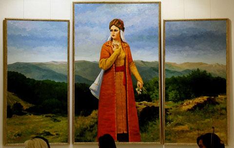 مرکز فرهنگی مهستی گنجوی