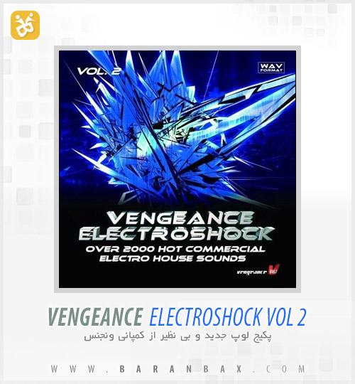دانلود لوپ ونجنس Vengeance Electroshock Vol.2