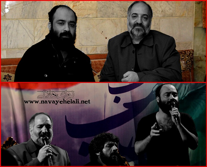 شهادت پیامبر اکرم (ص) و امام حسن (ع) 94 - هلالی ، پناهی ، بهمنی