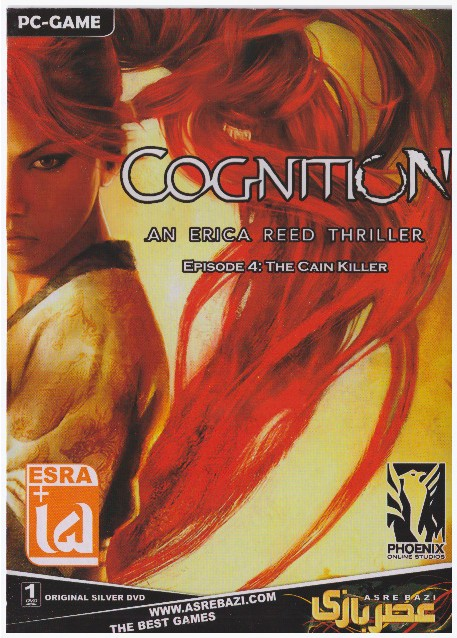بازی COGNITION an erica reed thriller
