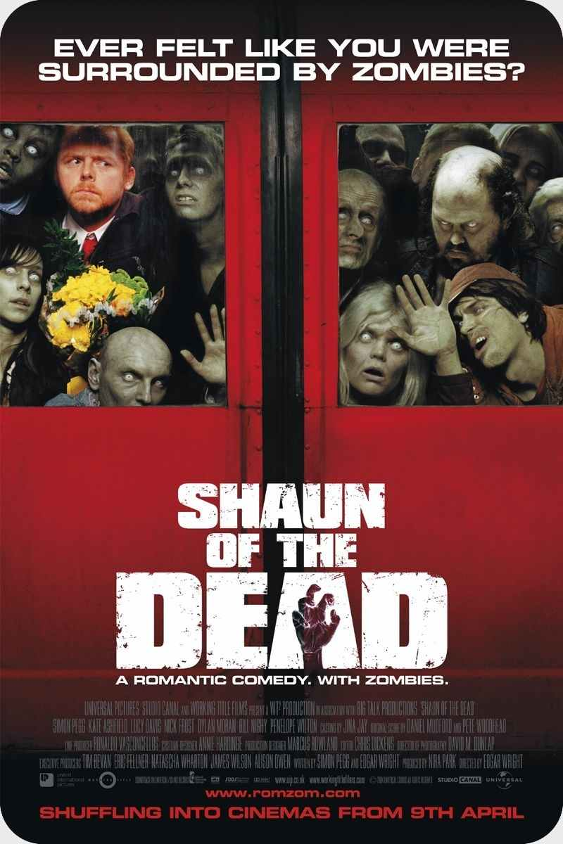 فیلم Shaun of the Dead 2004