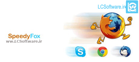 دانلود– نرم افزار افزایش سرعت موزیلا فایرفاکس و گوکل کروم  SpeedyFox 2.0.10.80