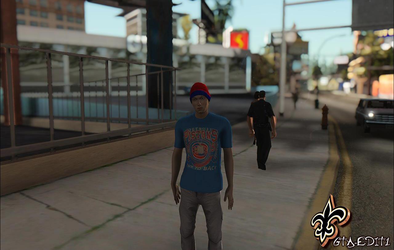 دانلود Eminem ورژن 2 برای GTASA