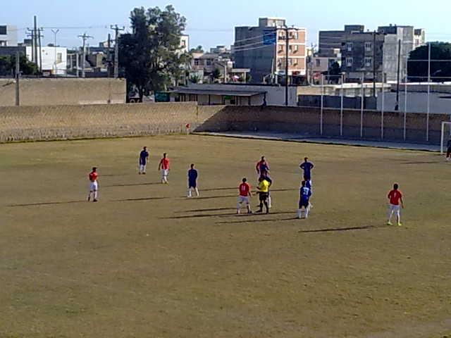 نتایج هفته بیستم مسابقات فوتبال دسته یک بزرگسالان باشگاهی خوزستان به همراه جدول رده بندی