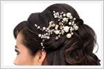 آرایش موی عروس 2015