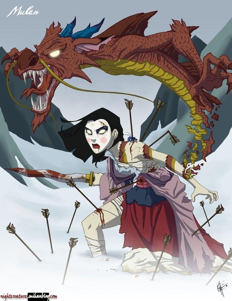 17_Twisted_Princess_Mulan.jpg (786×1017)