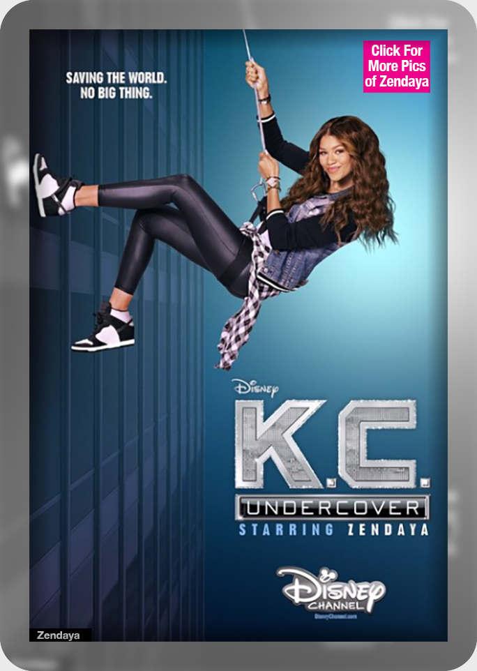 سریال K.C. Undercover فصل 1
