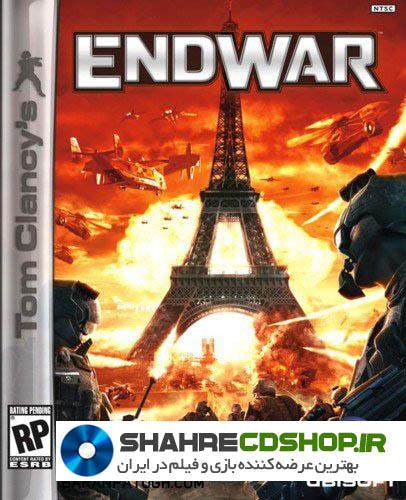 بازی ENDWAR
