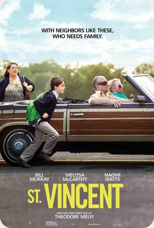 فیلم St Vincent 2014