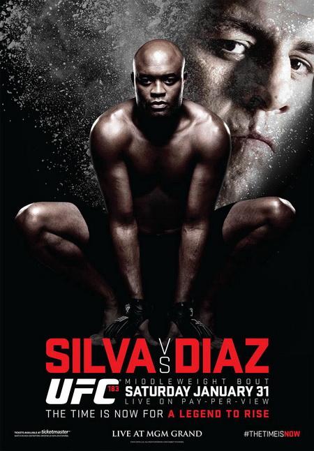 دانلود یو اف سی 183 | UFC 183 : Silva vs. Diaz-نسخه ی 720-H265