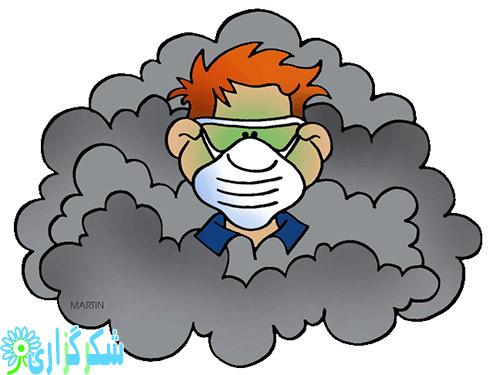 آلودگی هوا مضرات سرب