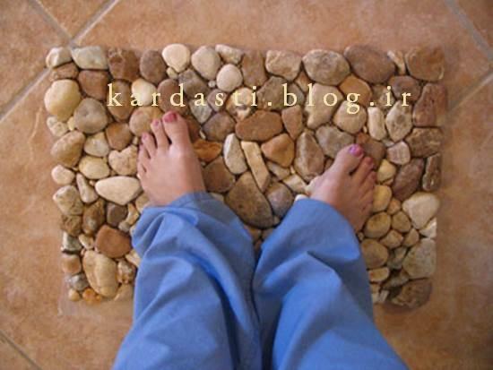 سنگ فرش های پادری