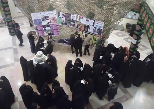 برگزاری نمایشگاه پیشگیری از آسیب های اجتماعی