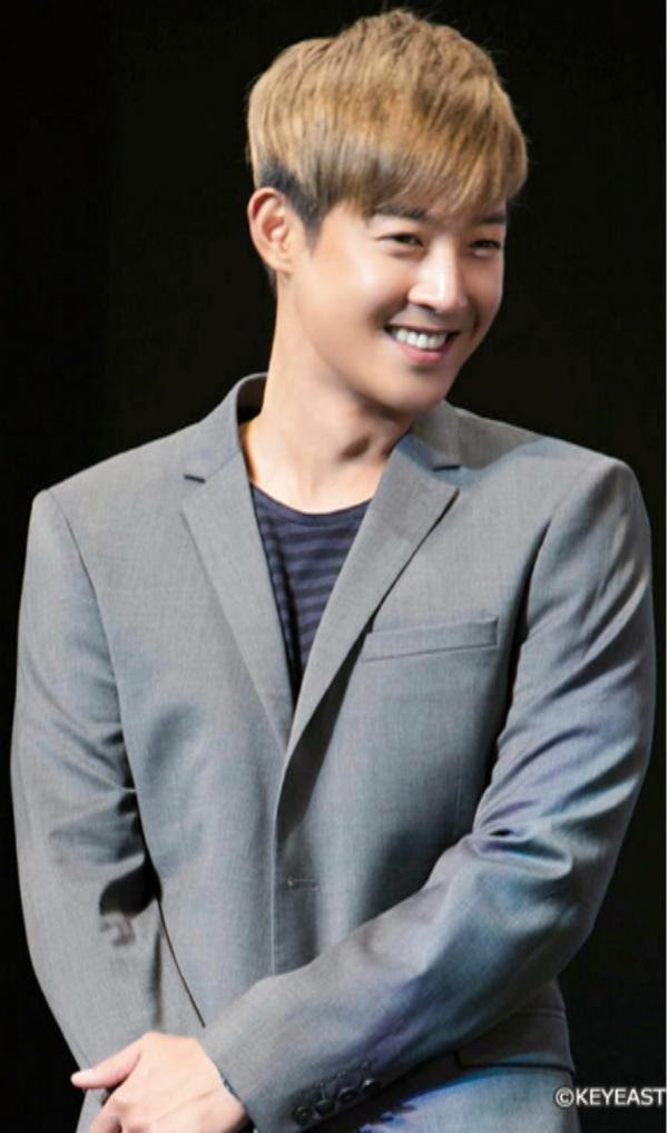 [Photo] Kim Hyun Joong - Japan Mobile Site Update [15.01.30]