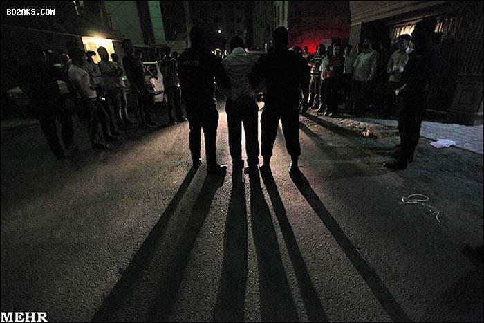 دستگیری اراذل اوباش تهران